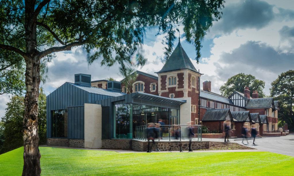 Malvern College Rogers Theatre
