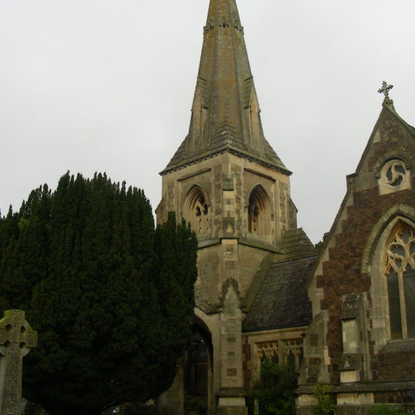 Chapel at Malvern Cemetery