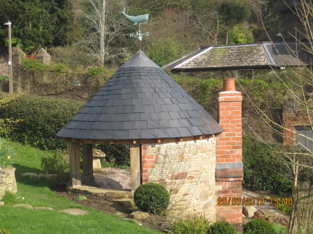 Garden Gazebo in West Malvern