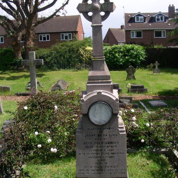 Jenny Lind Grave