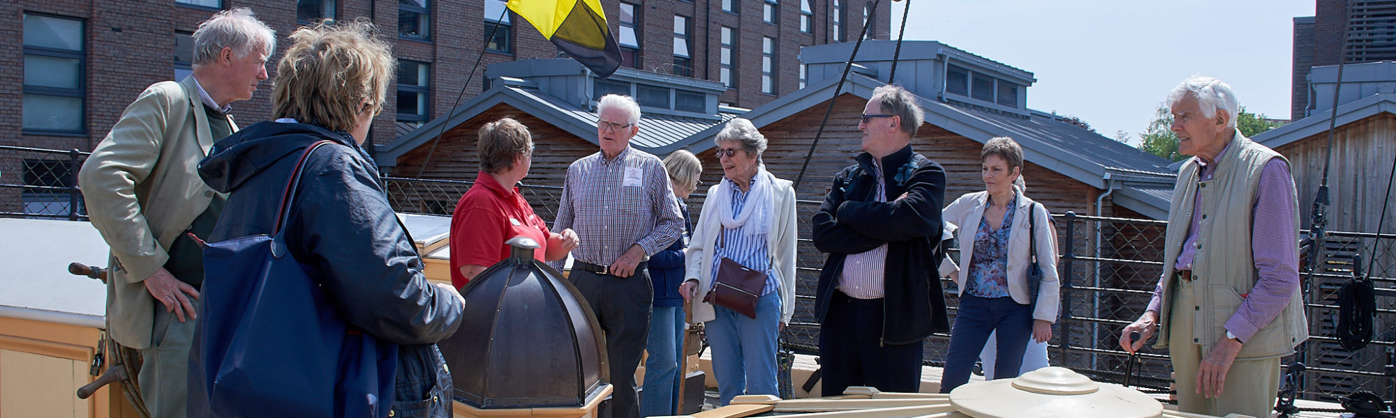 Visit to the SS Great Britain