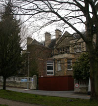 Old Community Hospital