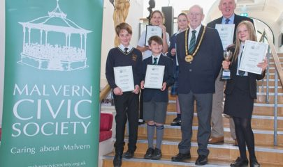 Malvern Civic Society Schools Literary Competition 2019