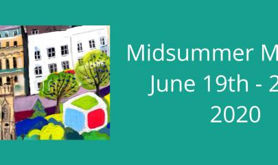 Midsummer Malvern/Civic Week 19-28 June 2020