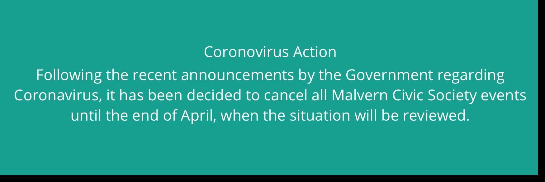 Coronovirus Action