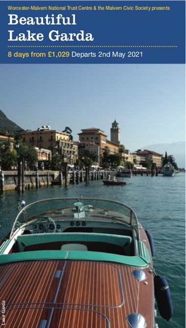 Lake Garda Holiday Image