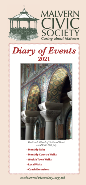2021 Events Diary