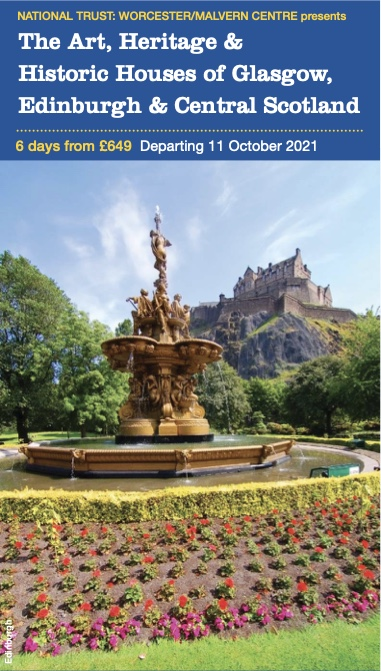 Scottish Holiday Brochure