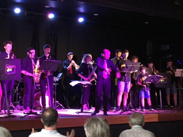 Saturday 29th June - Jazz Concert
