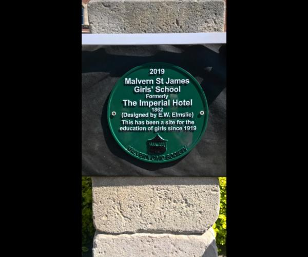 Thursday 27th June - MSJ Plaque Unveiling