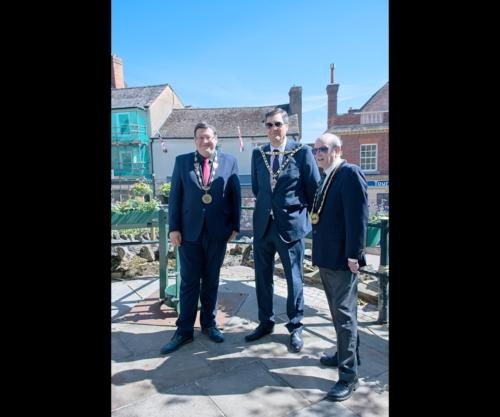 The Mayors