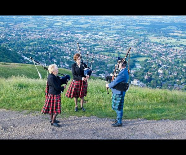 Pipers on the Beacon