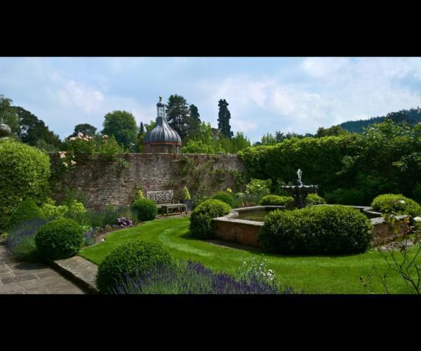 Monday 24th June - Weston Hall Gardens
