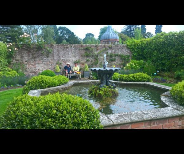 Visiting Weston Hall Gardens